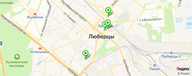 ремонт холодильников на карте Смирновской улицы