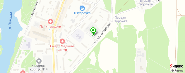 магазины автозвука на карте Балашихи
