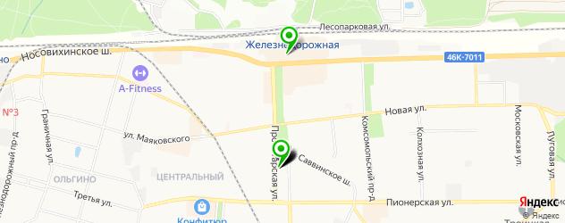 Ремонт телефонов АСУС на карте Железнодорожного