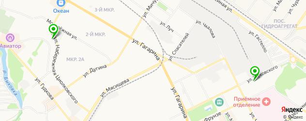 стоматологические поликлиники на карте Жуковского