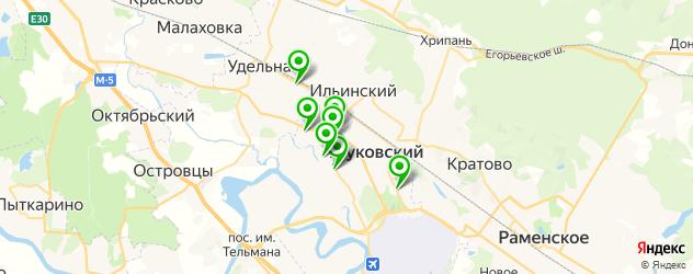 ювелирные мастерские на карте Жуковского