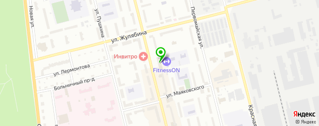 Ремонт Хайскрин на карте Электростали