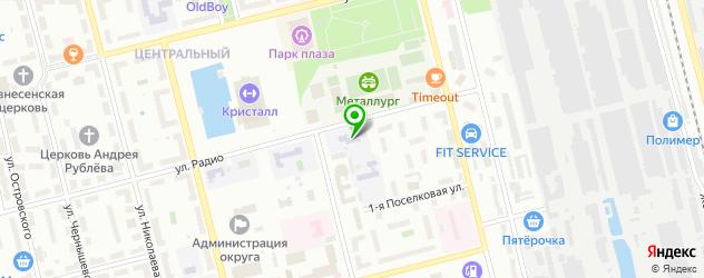 Ремонт принтеров Панасоник на карте Электростали