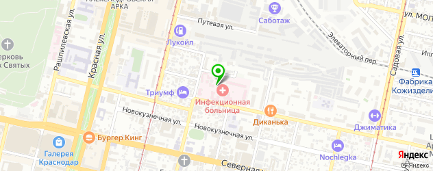 СПИДЫ-центры на карте улицы Хакурате