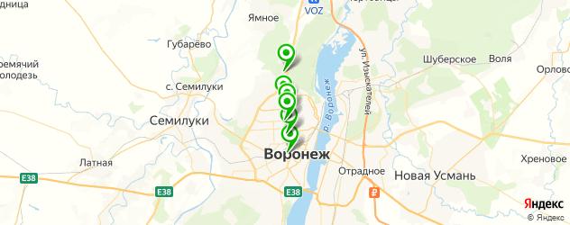 детские развлекательные центры на карте Московского проспекта