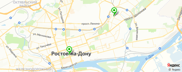 печенье на заказ на карте Ростова-на-Дону