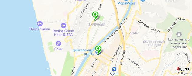 ремонт mp3-плееров на карте Сочи
