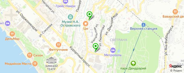 стоматология на карте улицы Карбышева