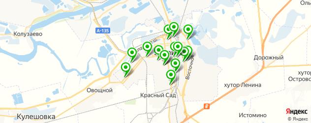 кафе для свадьбы на карте Батайска