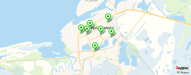 СПА салон на карте Северодвинска