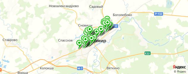 замена молнии в сапогах на карте Владимира