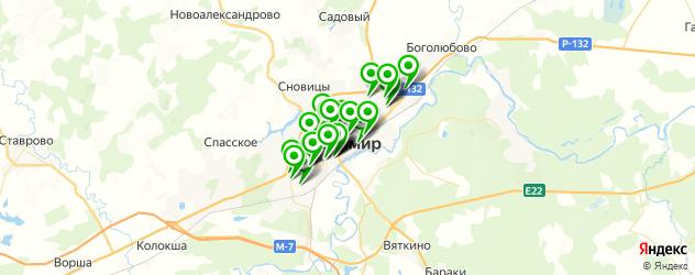 Красота на карте Владимира