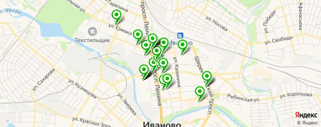 компьютерные помощи на карте Октябрьского района