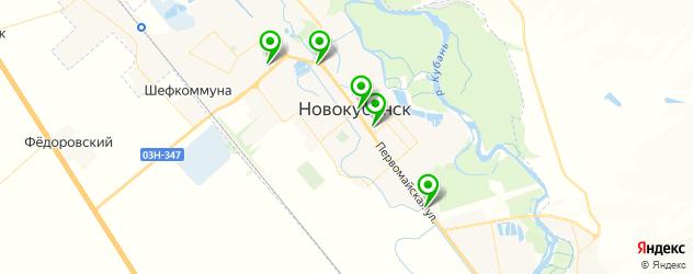 фото на памятник на керамике на карте Новокубанска