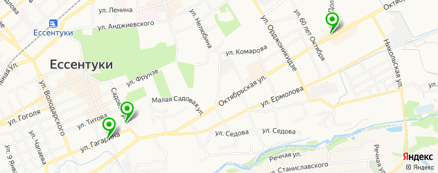 ювелирные мастерские на карте Ессентуков