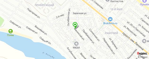 тату салон на карте Волжского