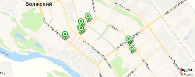 детские развлекательные центры на карте Волжского