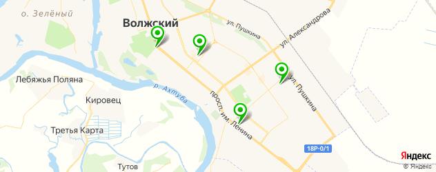 СПА салон на карте Волжского