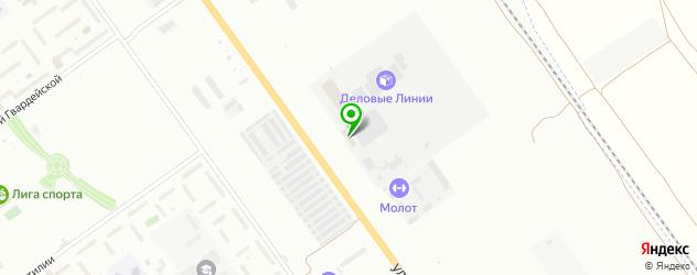 авторазборки на карте Волжского