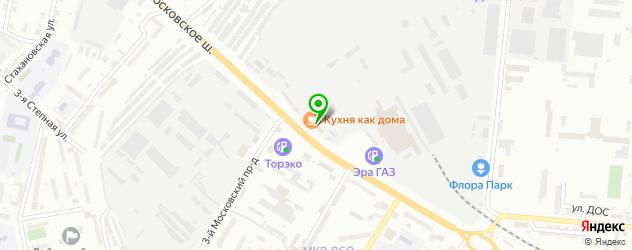 официальные дилеры Хендай на карте Саратова