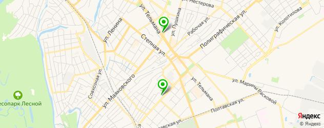 СПА салон на карте Энгельса