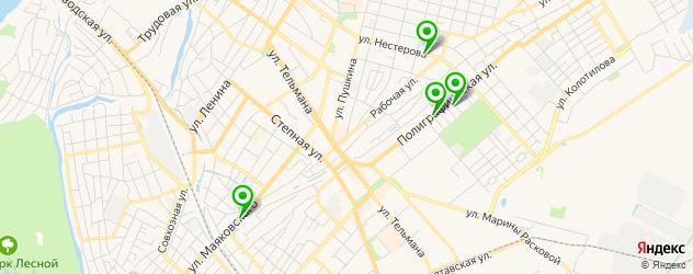 тюнинги-магазины на карте Энгельса