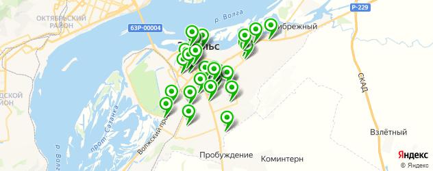 кафе для поминок на карте Энгельса