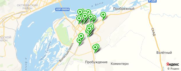 банкетные залы на карте Энгельса