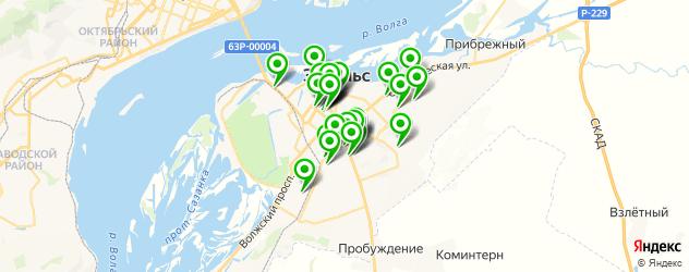 терминалы оплаты на карте Энгельса