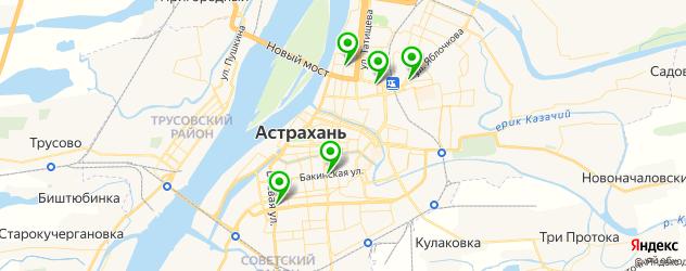 срочный ремонт ноутбуков на карте Астрахани