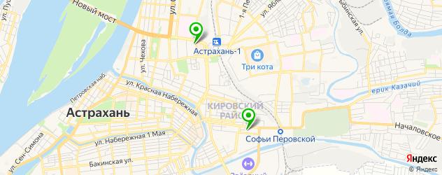 Ремонт МФУ Canon на карте Астрахани
