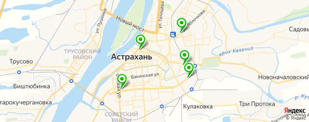 сборка компьютеров на заказ на карте Астрахани