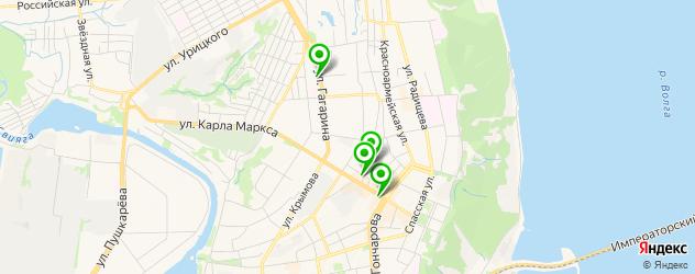 украинская кухня на карте Ленинского района