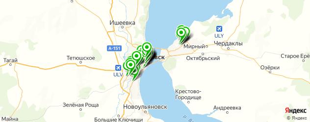 ювелирные мастерские на карте Ульяновска