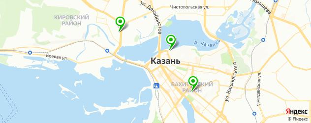 марокканские рестораны на карте Казани