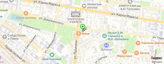 Бесплатный анализ на гепатит на карте улицы Профессора Нужина