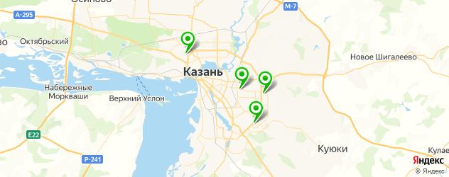 макияж для фотосессии на карте Казани