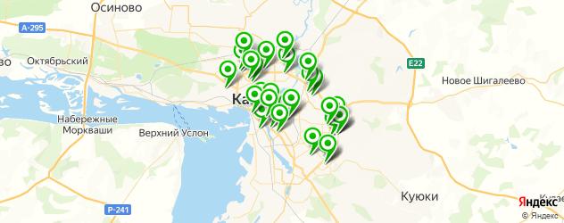 часовые мастерские на карте Казани