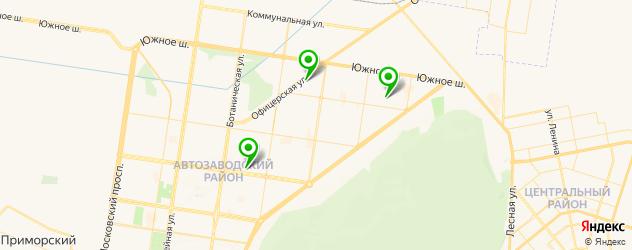 анализы на гепатит на карте Тольятти