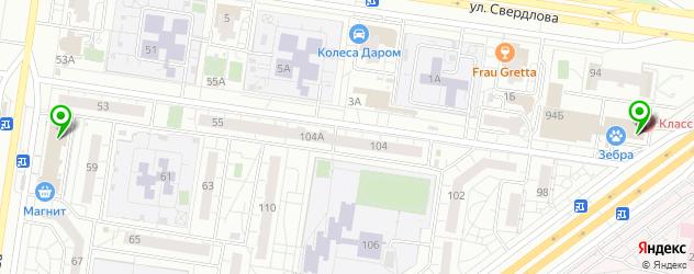 компьютерные помощи на карте 13 квартал