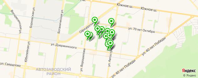 парикмахерские на карте 15 квартал