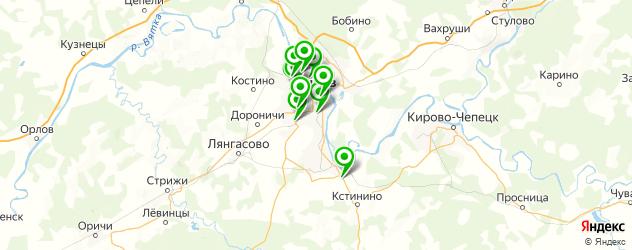 замена гидрокомпенсаторов на карте Кирова