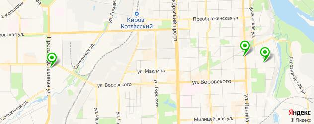 биовыпрямление волос на карте Кирова