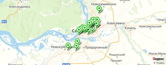 швейные мастерские на карте Самары