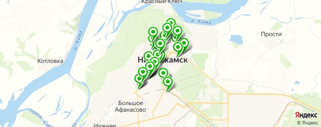 швейные мастерские на карте Нижнекамска