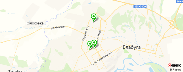СПА салон на карте Елабуги