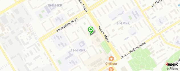 ортопедические магазины на карте Елабуги