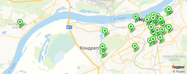 квесты на карте Перми