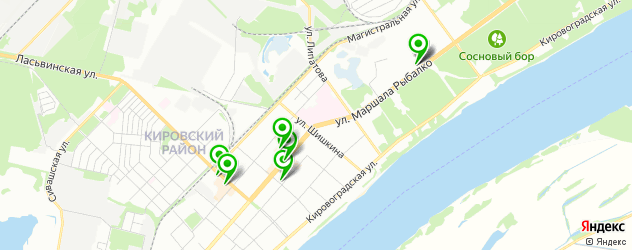 ювелирные мастерские на карте Закамска