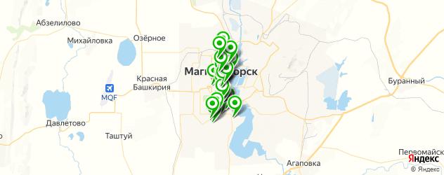 очки на заказ на карте Магнитогорска